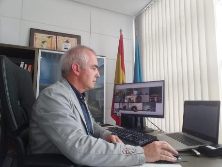 Antón García Conseyu de Llingües Cooficiales