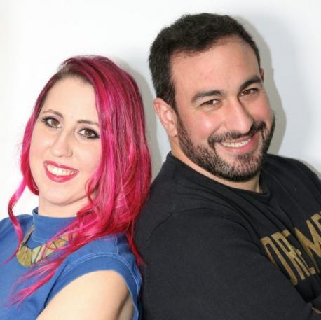 Arantxa Margolles y Inaciu Galán 'Sentir Asturies'