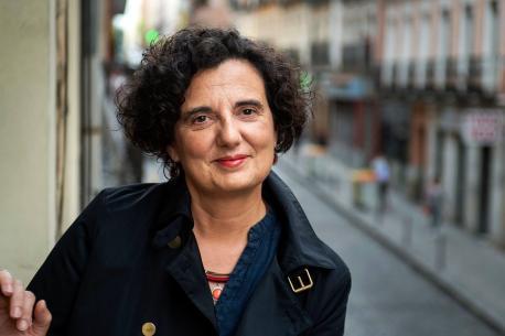Edítase la primer novela de Berta Piñán