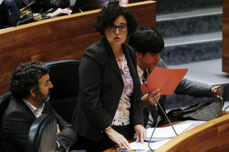 Berta Piñán Plenu Xunta Xeneral