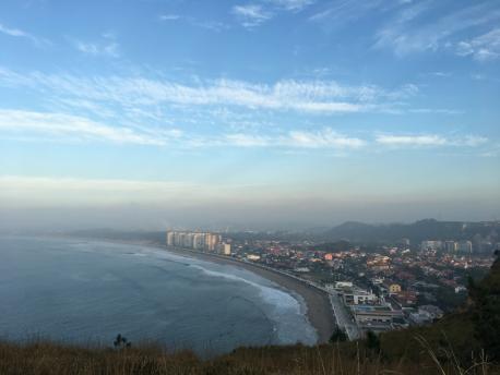 Uviéu, Xixón y Avilés, n'avisu por contaminación