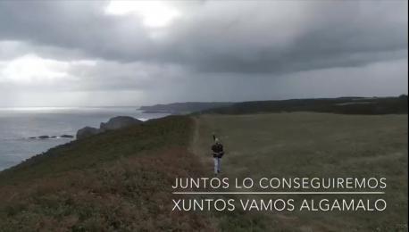 Bras Rodrigo himnu d'Asturies