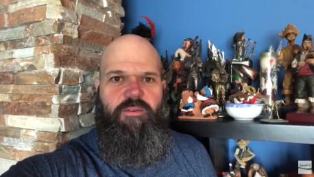 Bras Rodrigo videu 'Remanecer'