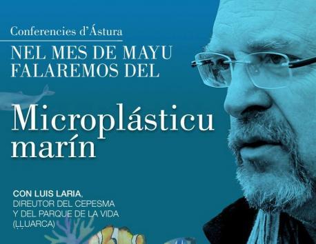 El problema de los microplásticos marinos, na charra d'Ástura