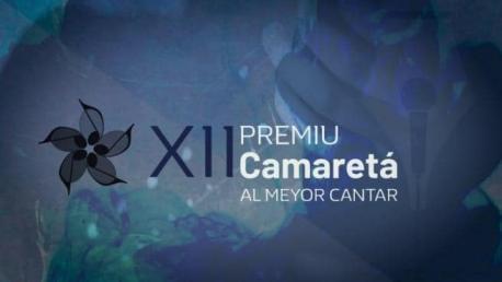 Cartelu XII Premiu al Meyor Cantar Camaretá