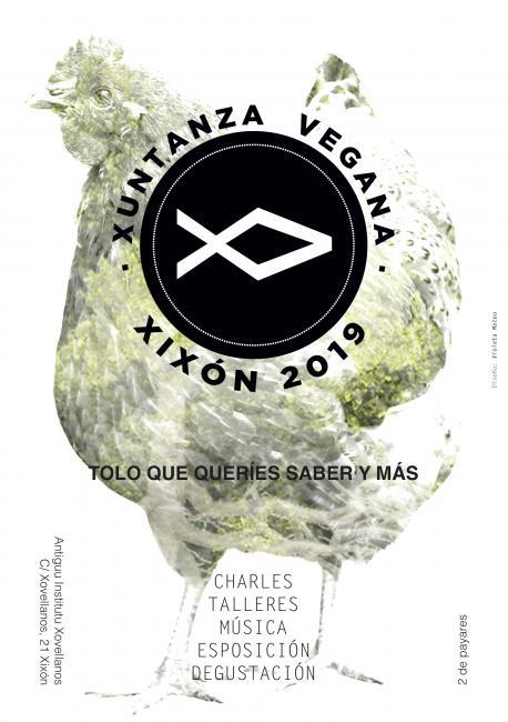Cartelu Xuntanza Vegana