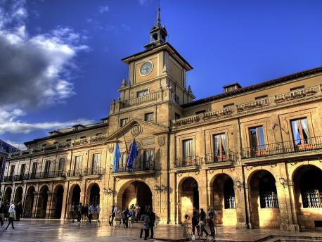 Casa Conceyu d'Uviéu