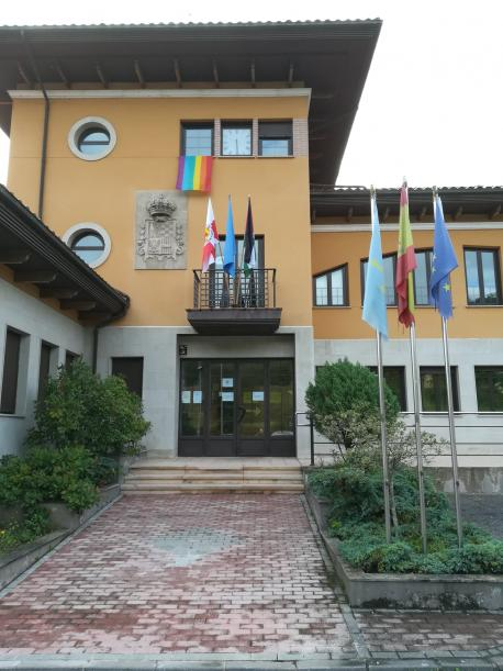 Casa Conceyu XXIV Fiesta de la Oficialidá Bimenes