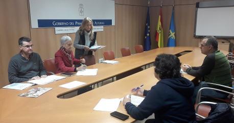 Conceyu Carmen Suárez Suárez y SUATEA