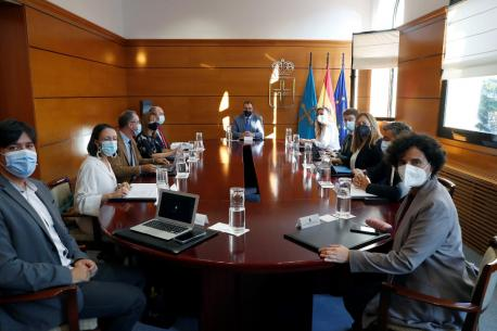 Conseyu de Gobiernu toponimia Salas