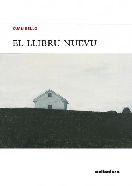 Cubierta 'El llibru nuevu' de Xuan Bello