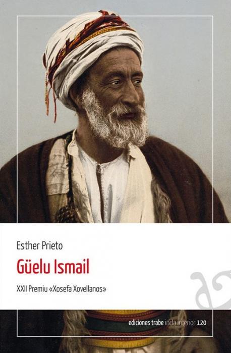 Cubierta 'Güelu Ismail' d'Esther Prieto