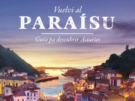 Cubierta guía turística 'Vuelvi al Paraísu'