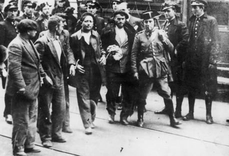 84 años del comienzu de la Revolución d'Ochobre del 34