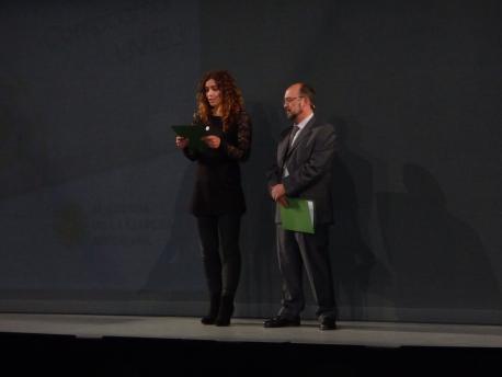 Actu de l'ALLA nel Día de les Lletres Asturianes 2019
