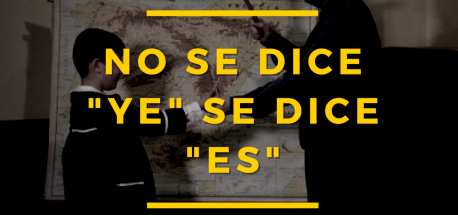 Documental 'No se dice ye, se dice es'