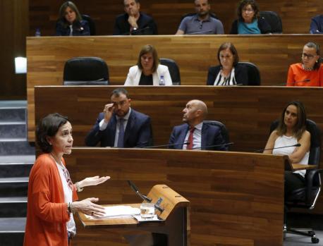 FSA, Asturies pela Izquierda, Foro y VOX voten xuntos pa cambiar el reglamentu de la Xunta