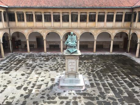 Edificiu Históricu de la Universidá d'Uviéu