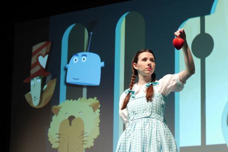 'El viaxe de Dorothy' de Fantastique Company
