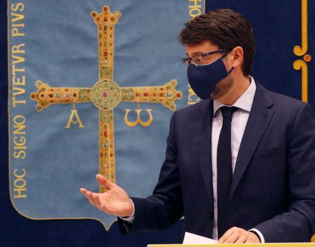 Enrique Fernández Rodríguez eólicos Conseyu de Gobiernu