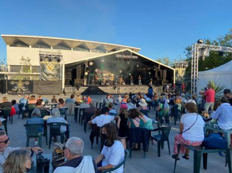 Felpeyu nel L Festival Interceltique de Lorient