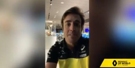 Fernando Alonso ficha por Renault 2021
