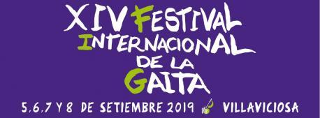 Llega la XIV edición del Fesitval Internacional de Gaita de Villaviciosa