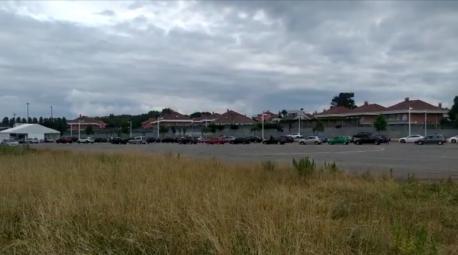 Filera Autocovid en Marina