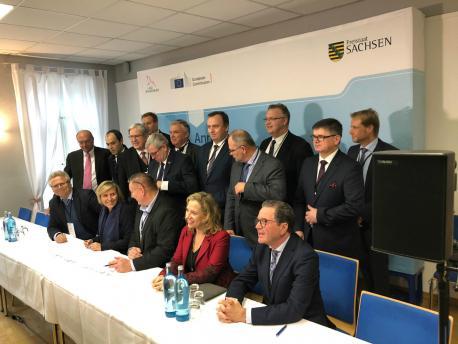 Firmantes de la 'Declaración de Görlitz'
