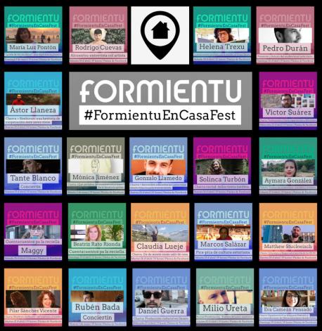 Fola 3 de #FormientuEnCasaFest
