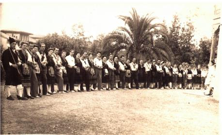 Nueva 24 de xunu de 1948: Danza de San Xuan