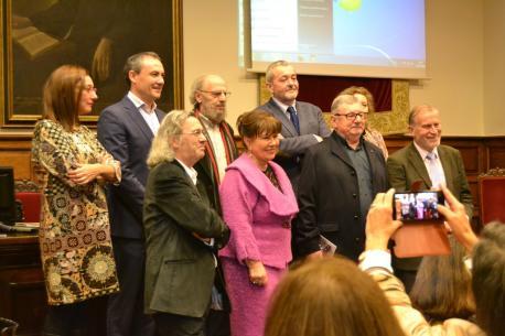 Gala d'entrega XVI Premios de la Crítica