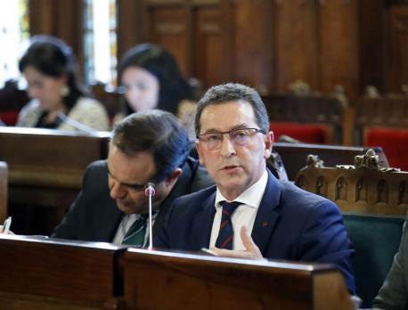 Genaro Alonso presentación presupuestos Educación y Cultura 2019