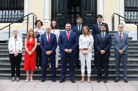 Gobiernu d'Asturies