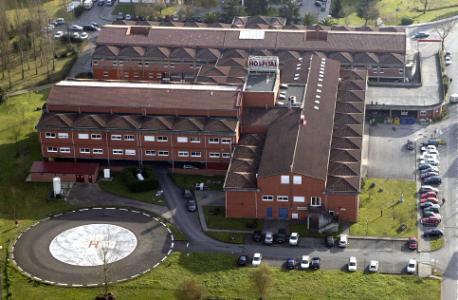 Hospital del Oriente Francisco Grande Covián