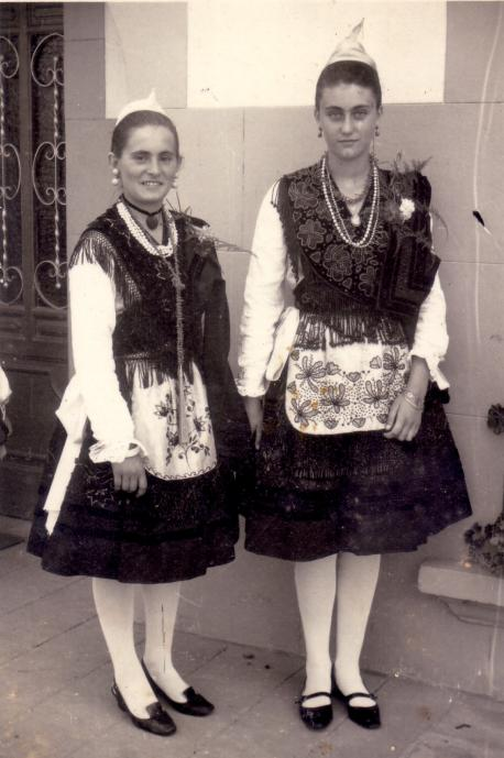 Aldeanes nel añu 1965