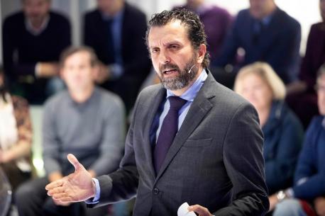 Inaciu Iglesias va afondar sobre '¿Cómo podemos ser asturianos?'