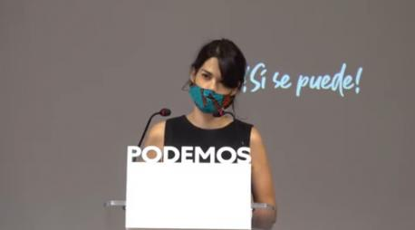 Isabel Serra presupuestos Ciudadanos