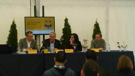 """Padilla: """"Habría d'esparder los actos de la Selmana de les Lletres Asturianes a lo llargo del añu pa tener más presencia"""""""