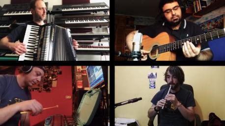 José Manuel Tejedor videu 'Lluz'