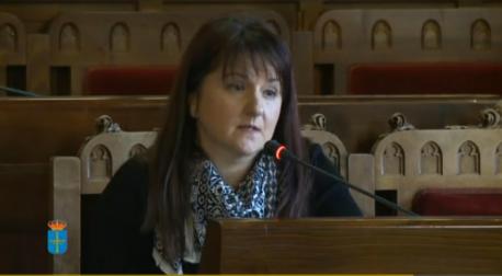 Laura Pérez Macho comisión asturianu Xunta Xeneral
