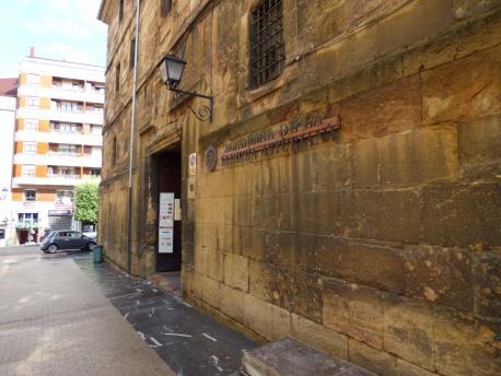 Llar de l'Academia de la Llingua Asturiana (ALLA)