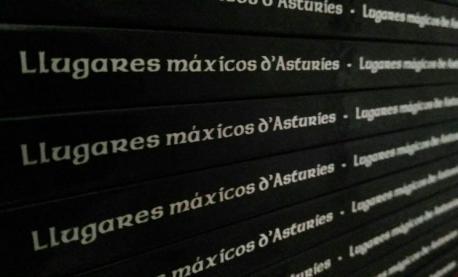 Llibros 'Llugares máxicos d'Asturies'