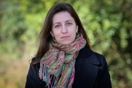 "Lorena Gil: ""Podemos ye un proyeutu d'Asturies dende Asturies y p'Asturies ensin sucursalismos nin hipoteques"""