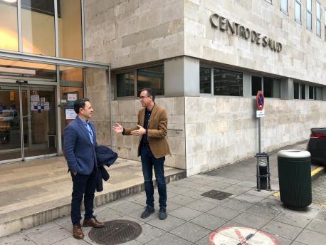 Manuel Bayona y Pablo Ignacio Fernández Muñiz