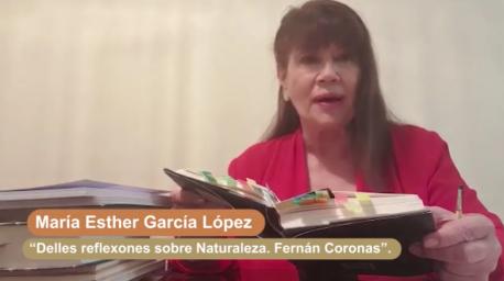 María Esther García López en 'Otres xeografíes'