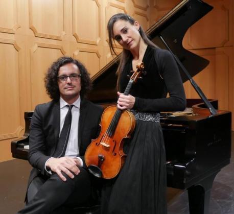 Mario Bernardo y Cristina Gestido 'Canciones asturianas'