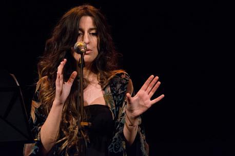 Marisa Valle Roso zarra la xira 'Suena la mina'