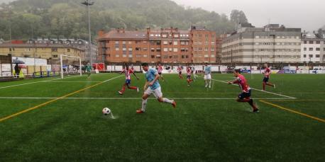 Medori avanza en L'Entregu 0-2 UC Ceares (9 de mayu del 2021)