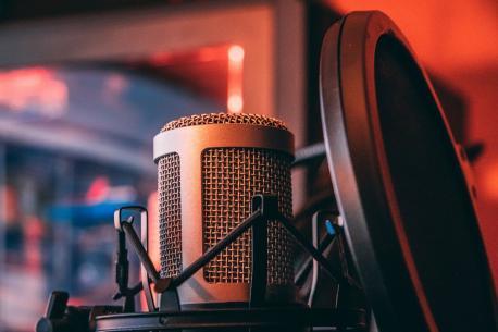 Micrófonu grabación